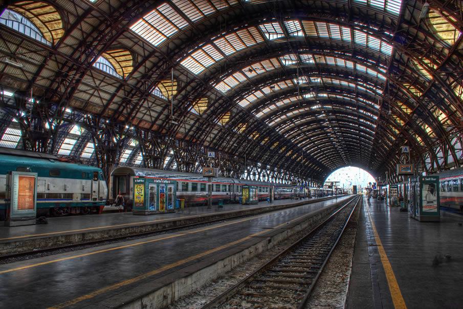 Milano Stazione Centrale Ferrovie