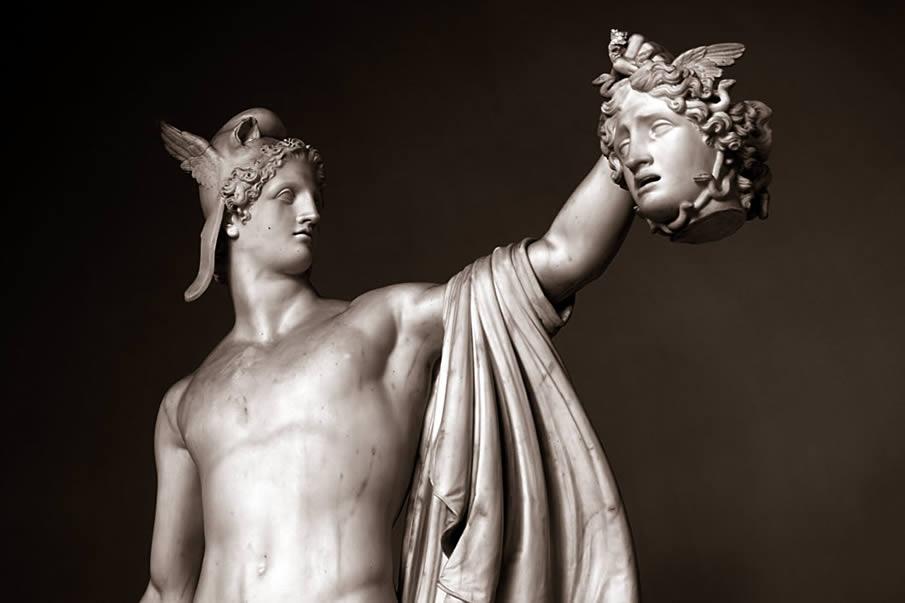Vatican Statues 3 - Perseus