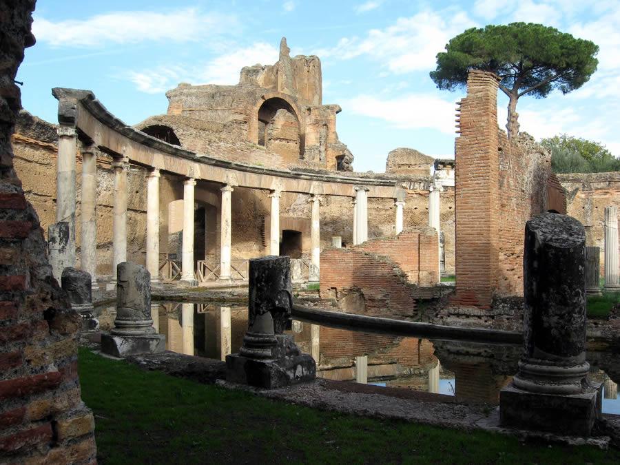 Hadrian Villa - Italy