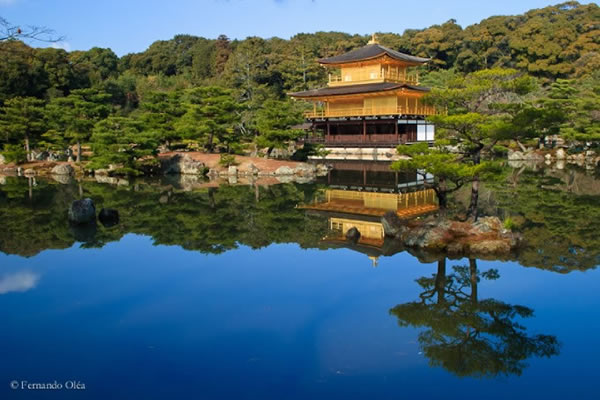 Golden Pavillion - Kyoto, Japan