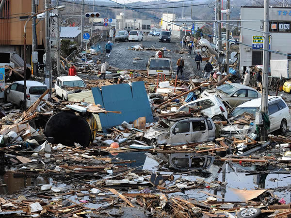 Japan - Vast Devastation1
