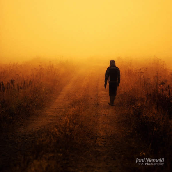 Walking to the Unknown