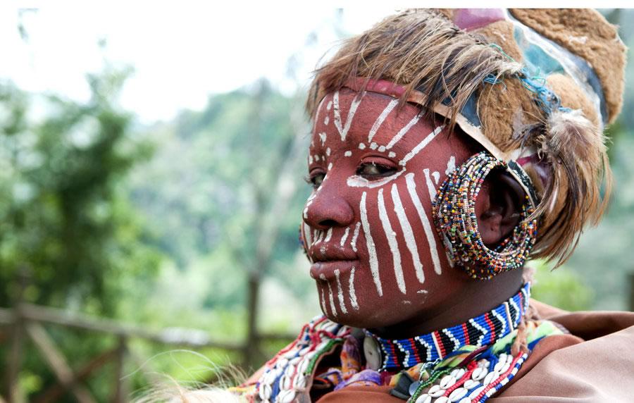 Kenya Lady