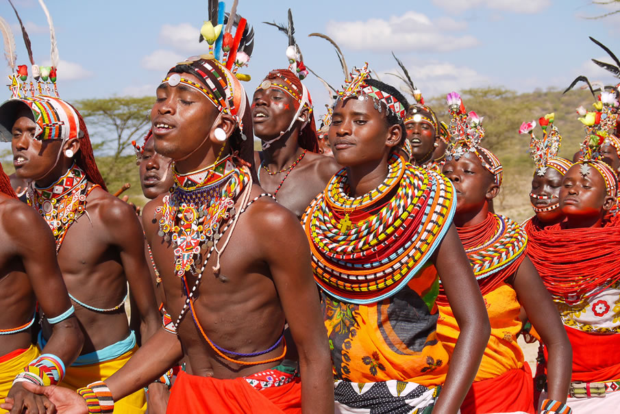 The Samburu People