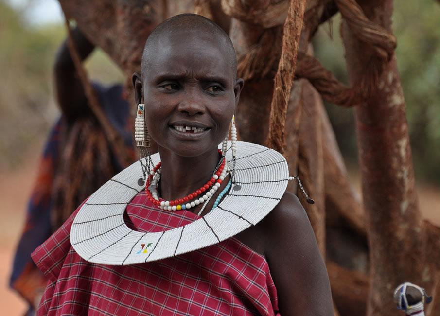 Kenya - Masaïs