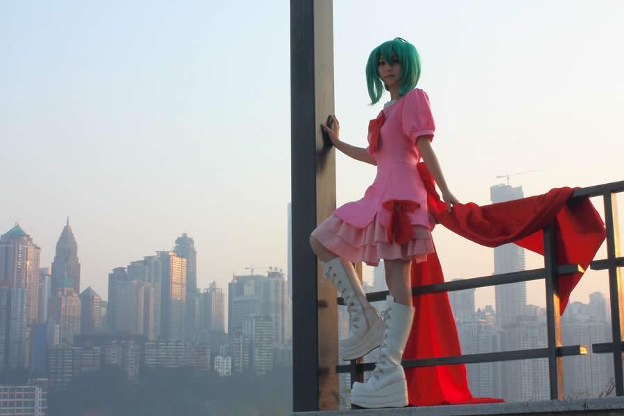 Macross Frontier-Ranka Lee