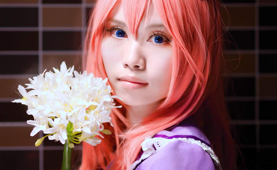 Megurine Luka - Flower