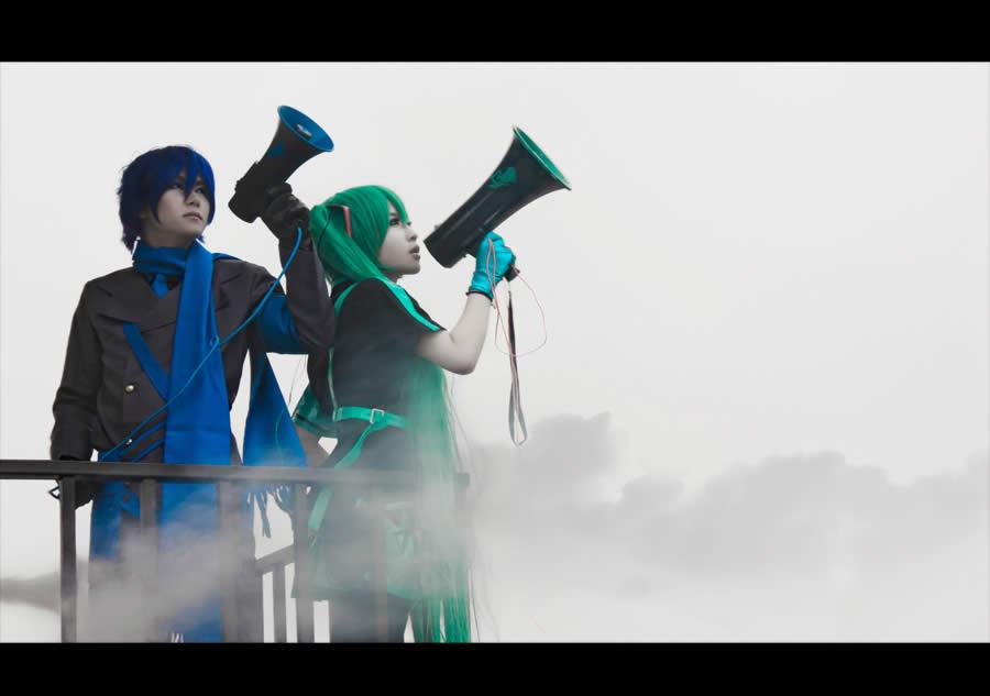 Vocaloid Love is War