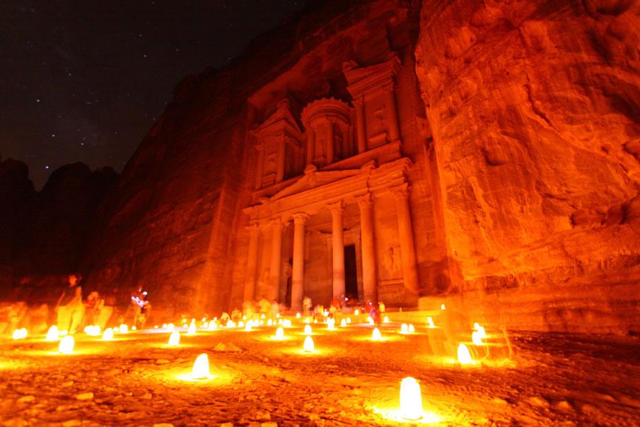 Petra: Treasury
