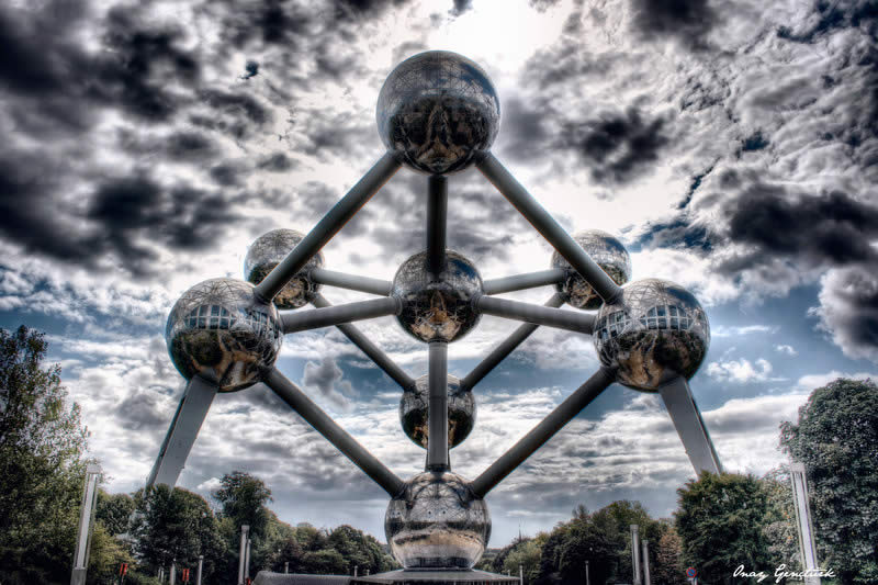 Atomium in Brussels