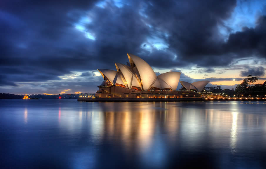 Sydney Opera House in Australia
