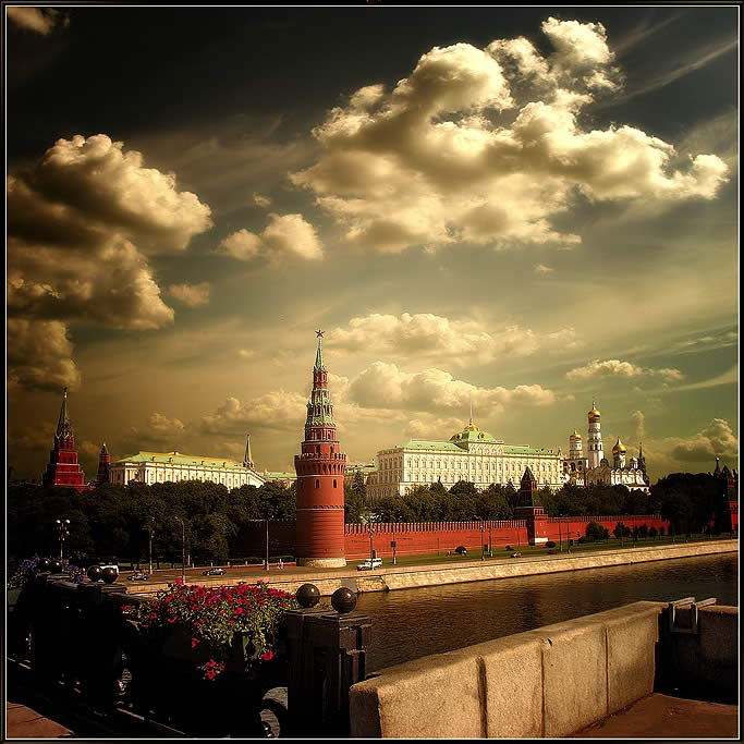 Kremlin in Moscow