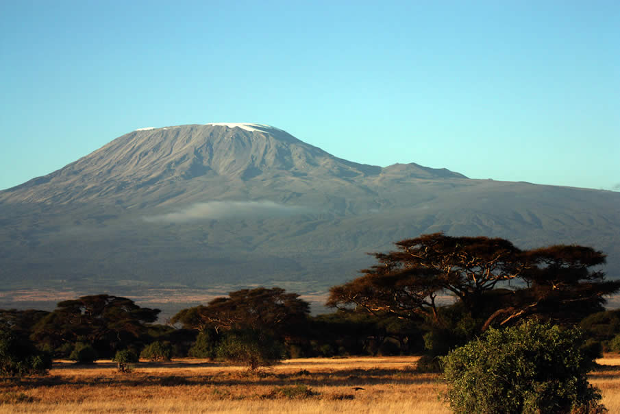 Kilimanjaro in Tanzania