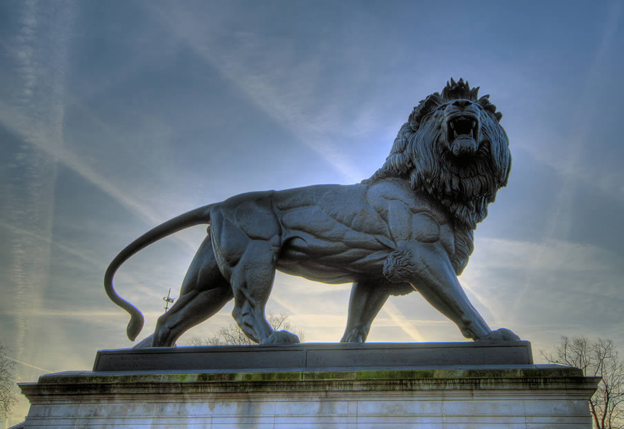 The Maiwand Lion