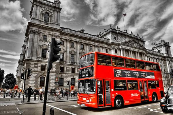 Автобус Лондоне