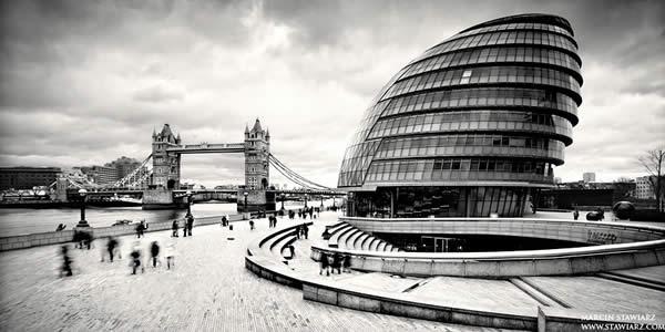 Лондон тени