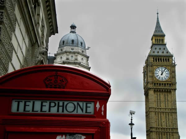 почувствовать Лондон