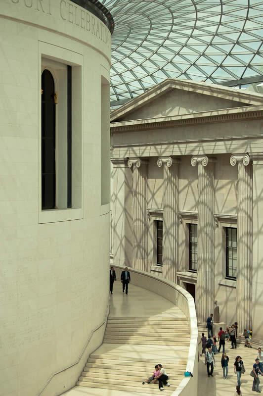 Британский фойе музея