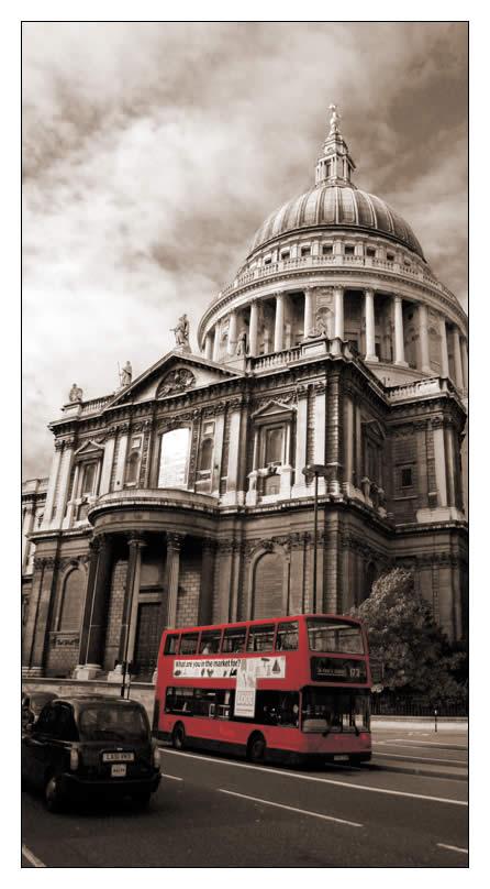 это Лондон