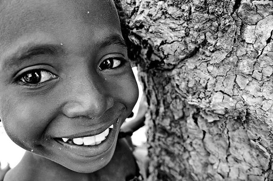 Madagascar Portrait