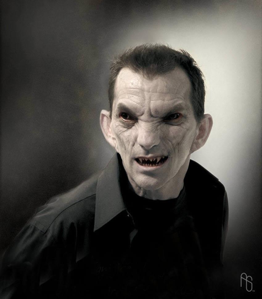 Male Vampire 2