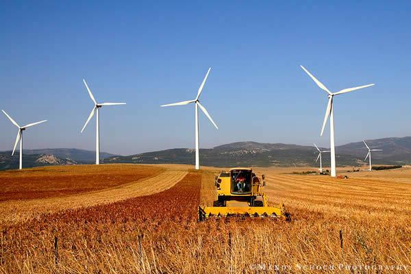 Turbines And Combine
