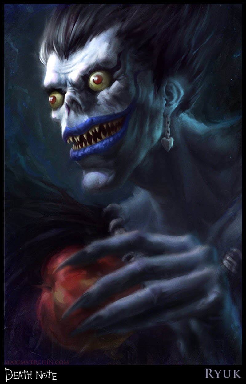 Death Note- Ryuk