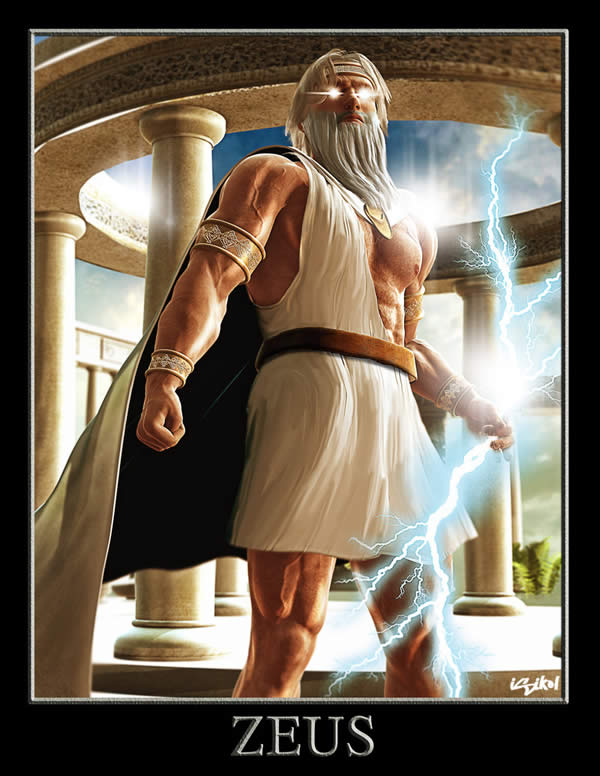 Zeus - Greek God