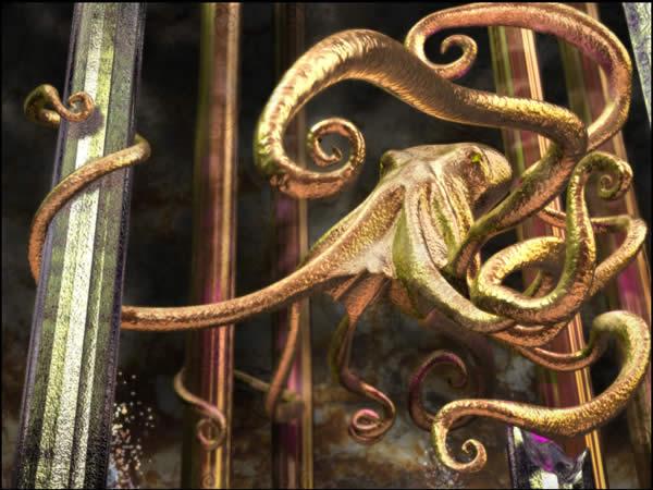 Halls of The Kraken