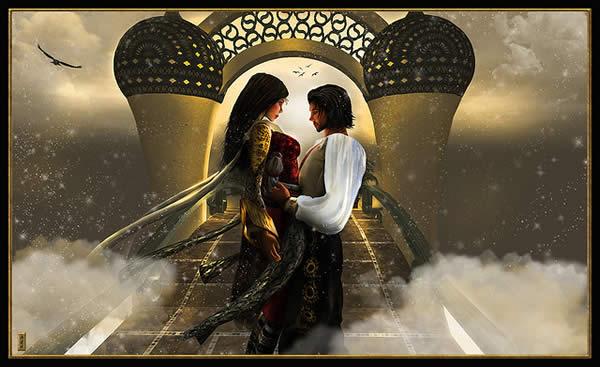 Prince of Persia: Prince & Kaileena