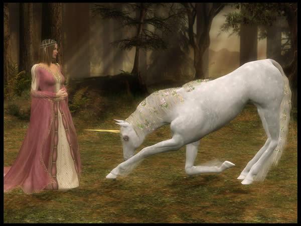 The Princess and the Unicorn