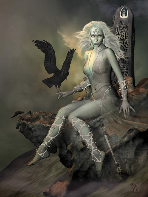 The Frostgiants Daughter