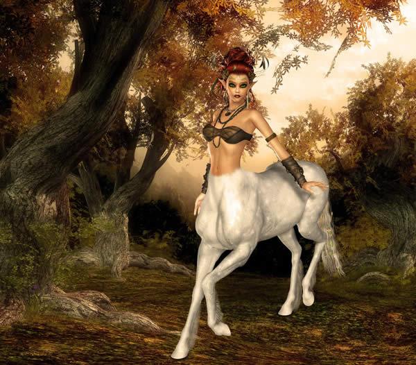 Forest Spirits - Centaur