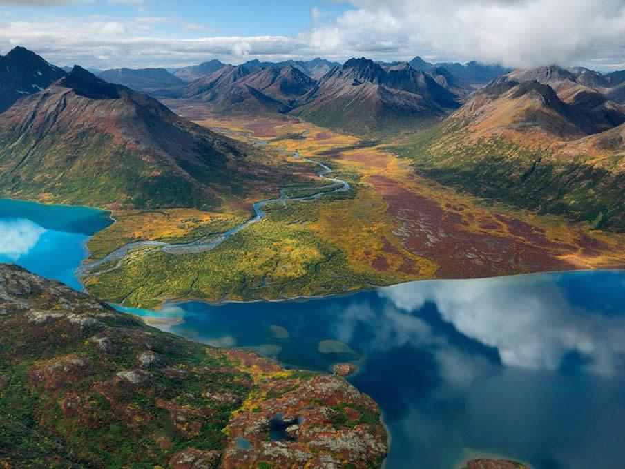 Chikuminuk Lake, Alaska