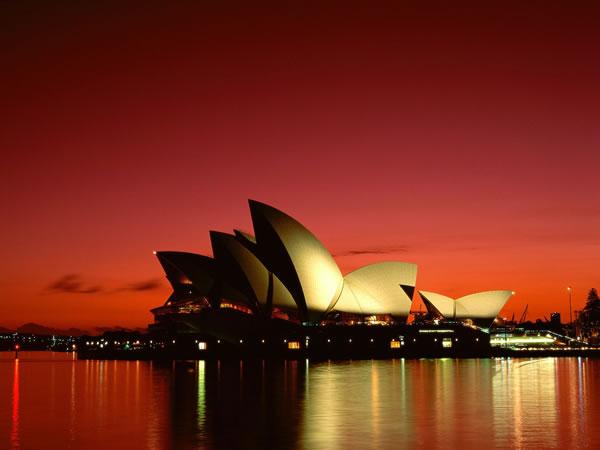 Hermosas fotos de ciudades paisajes