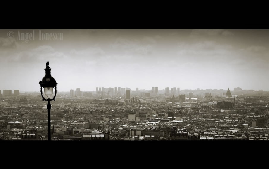 Watching over Paris