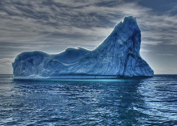 Bonavista Bay Iceberg