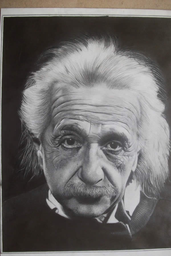 Albert Einstein the Great
