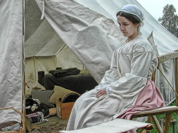 Civil War Nurse