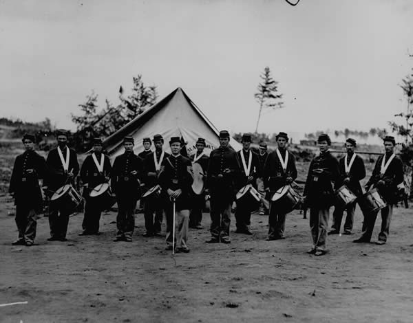 A Regimental Fife-and-Drum Corps