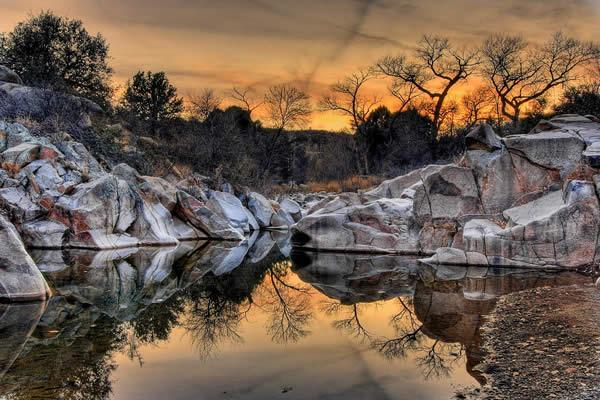 Lynx Creek Reflection