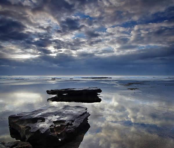North Bungan Reflection