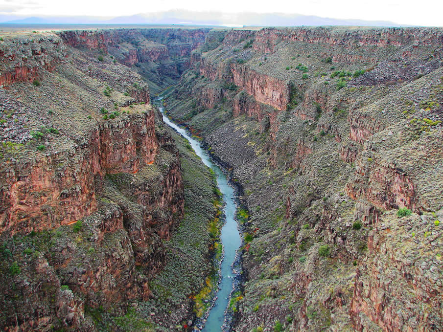 Rio Grande in the USA