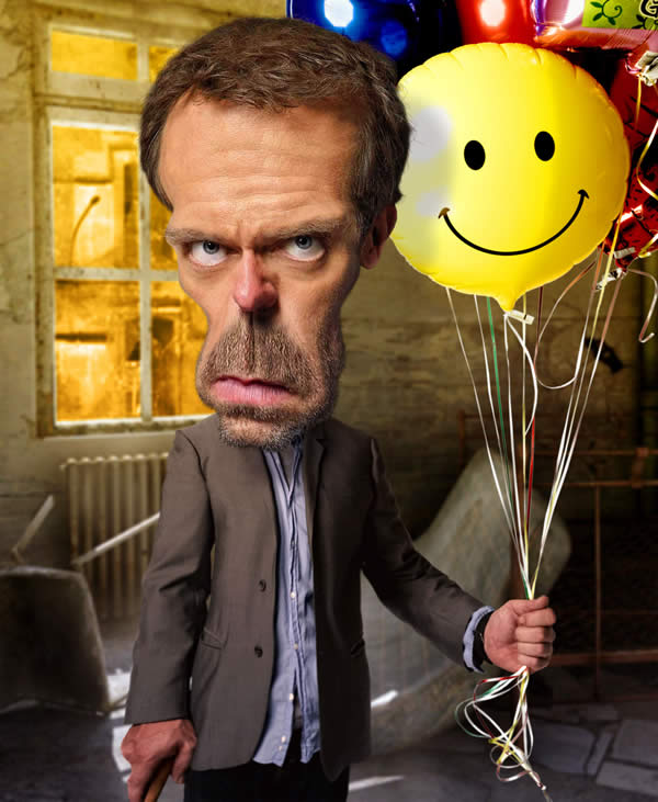Hugh Laurie - House MD
