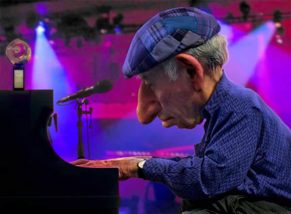 """George Wein """"Jazz Master"""""""