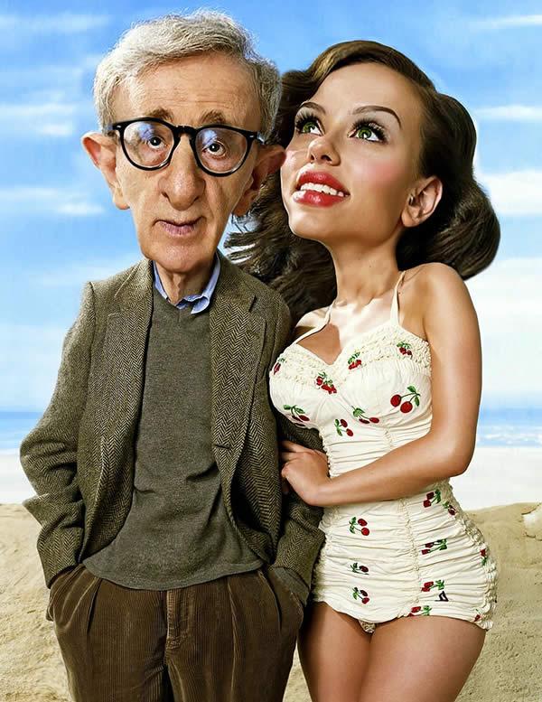 Woody Allen - Scarlett Johansson