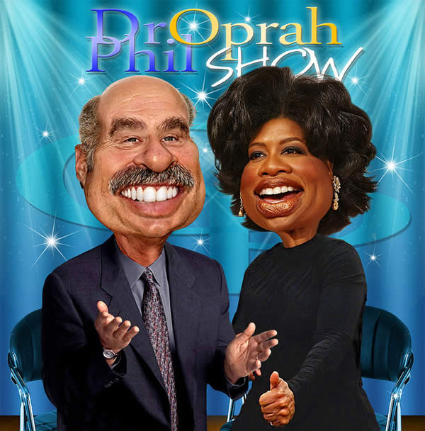 Dr Phil Oprah Show