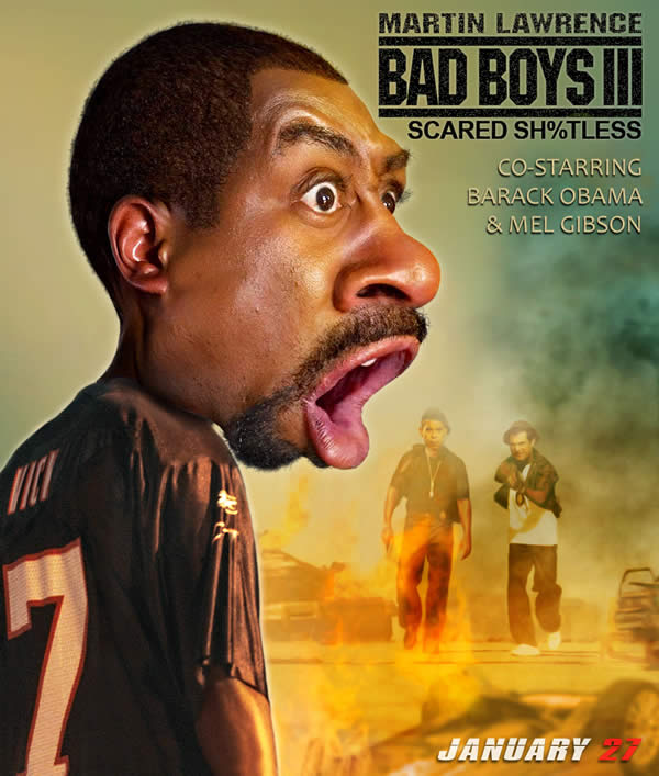 Bad Boys III - Martin Lawrence