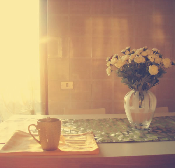 Romantic Morning