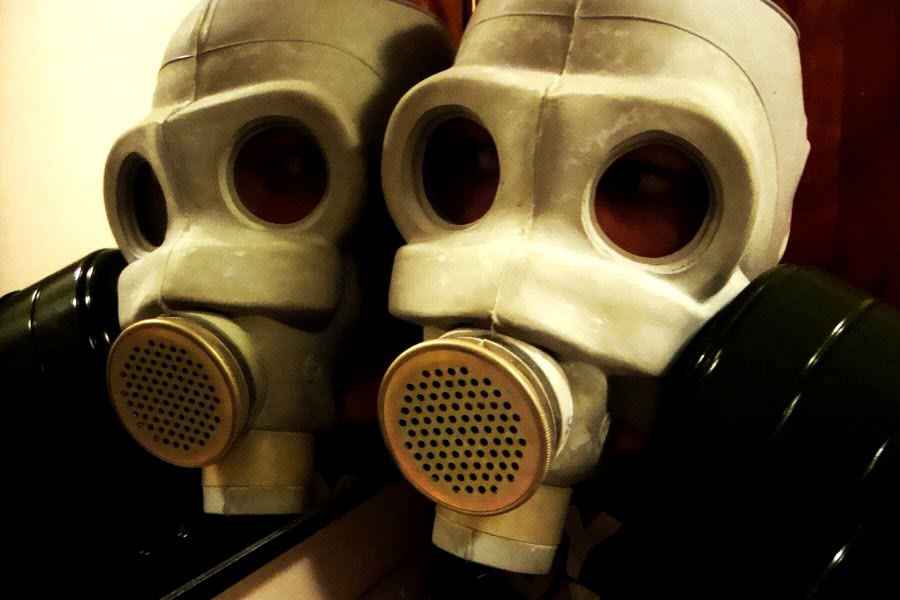 Gas Mask: Russian Reflection